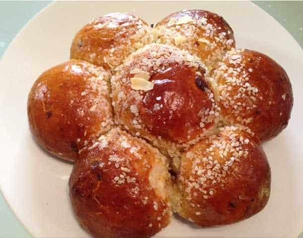 Dreikönigstagkuchen