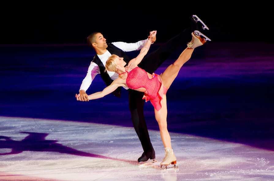 Aljona Savchenko & Robin Szolkowy Art on Ice Zurich